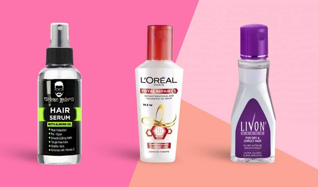 best hair serums