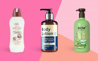 Anti-aging body lotions