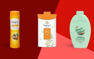 best talcum powders