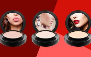 best compact powders