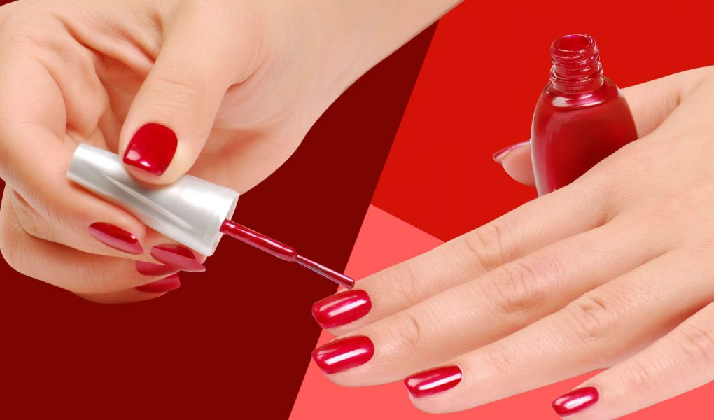 how to choose nail polish color for different skin tones