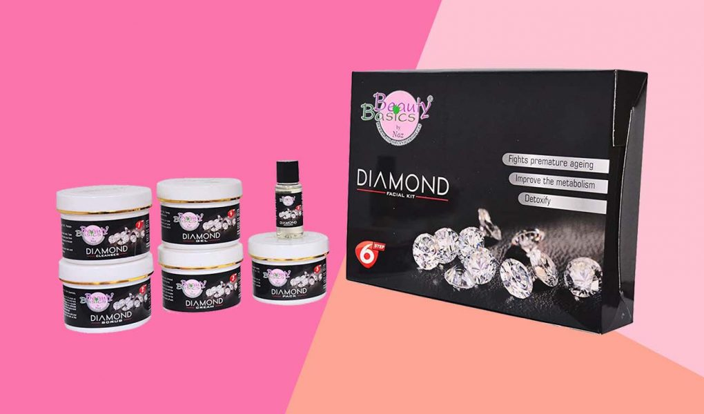 Best Facial Kit for Glowing Skin - Diamond Facial Kit