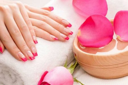 Types of nail extension