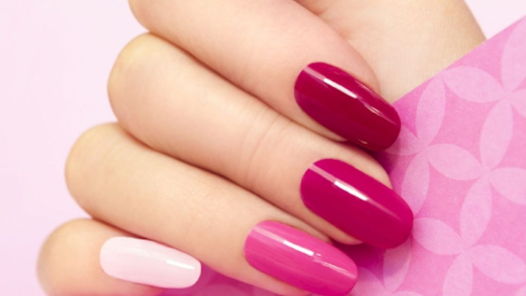 Silk nail extension