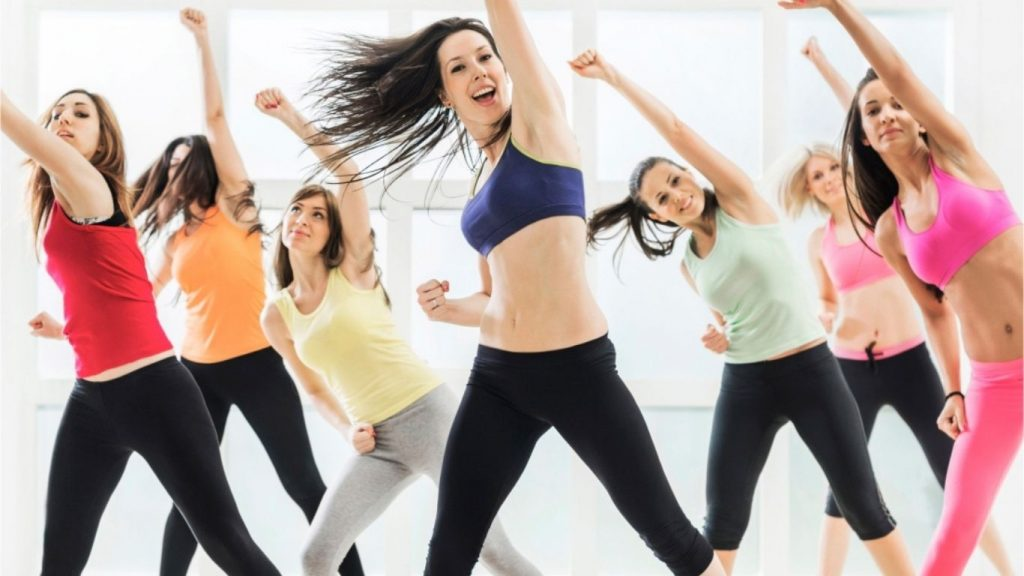 Zumba best exercise to do