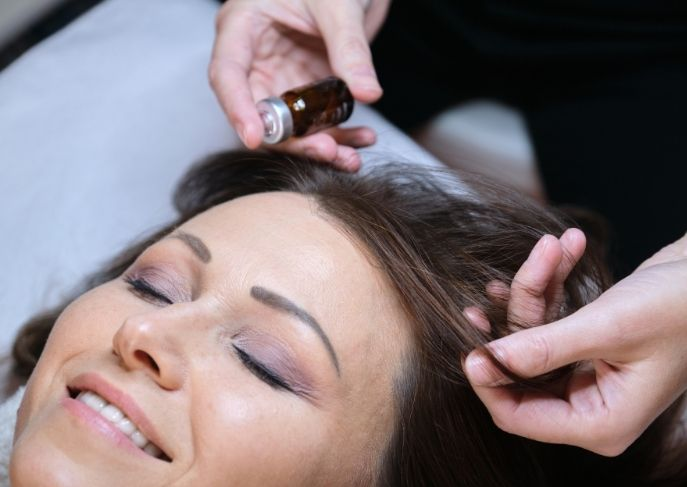 Promotes Rapid Growth Of Hair